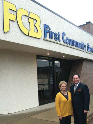 ... First Community Bank (FCB) Lester Prairie, located at 500 Central Ave